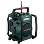Baustellenradio Metabo RC 14,4-18V