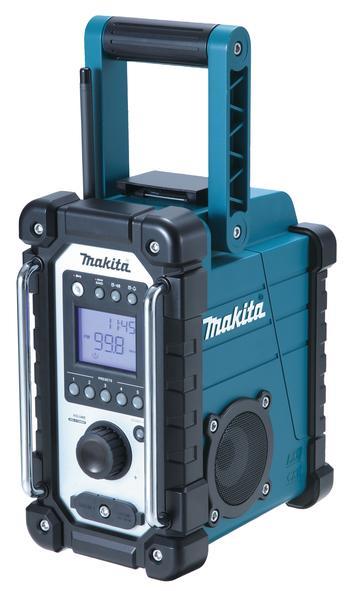 Baustellenradio von Makita im Test